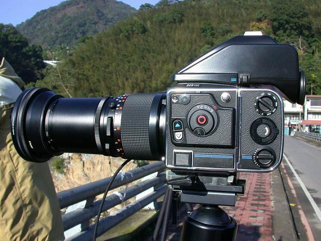 دوربین قطع متوسط